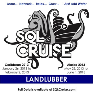 Landlubber Badge